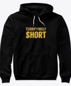 Terrifyingly Short Hoodie SN01