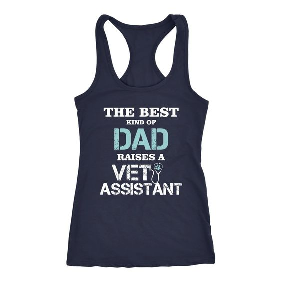 The best kind of Dad Tank top SR01