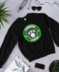 Toebeans Coffee Sweatshirt SN01
