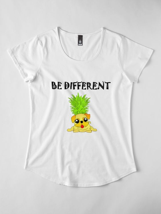 Be Different T-Shirt AD01