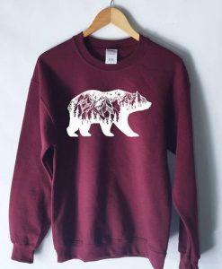 Bear Mountain Sweatshirt EL01