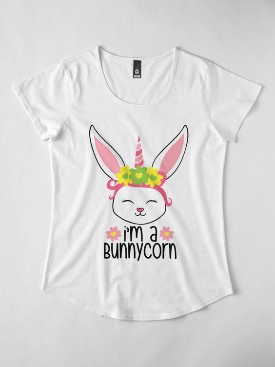 Bunnycorn T-Shirt AD01