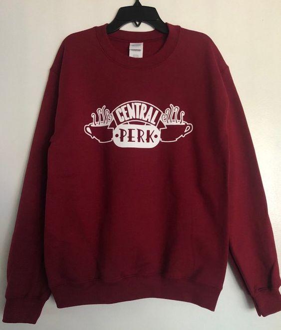 Central Perk Sweatshirt EL01