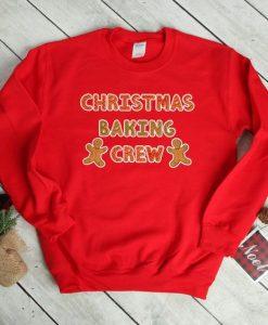Christmas Baking Sweatshirt SR01