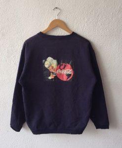 Coca Cola Big Sweatshirt EL01
