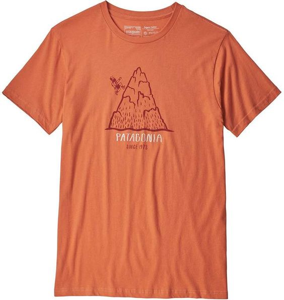 Patagonia Hoofin It Organic T-Shirt EC01