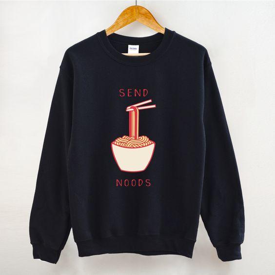 Send Noods Sweatshirt EL01