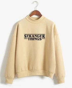 Stranger Things Sweatshirt Women EC01
