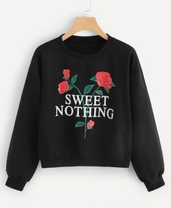 Sweet Nothing Sweatshirt SR01