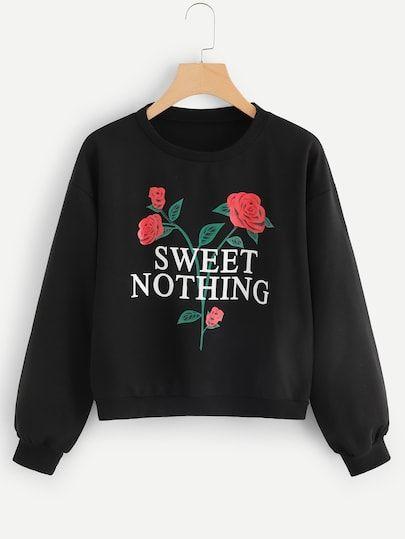 Sweet Nothing Sweatshirt SR01