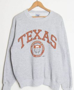 Texas University Swetshirt EL01