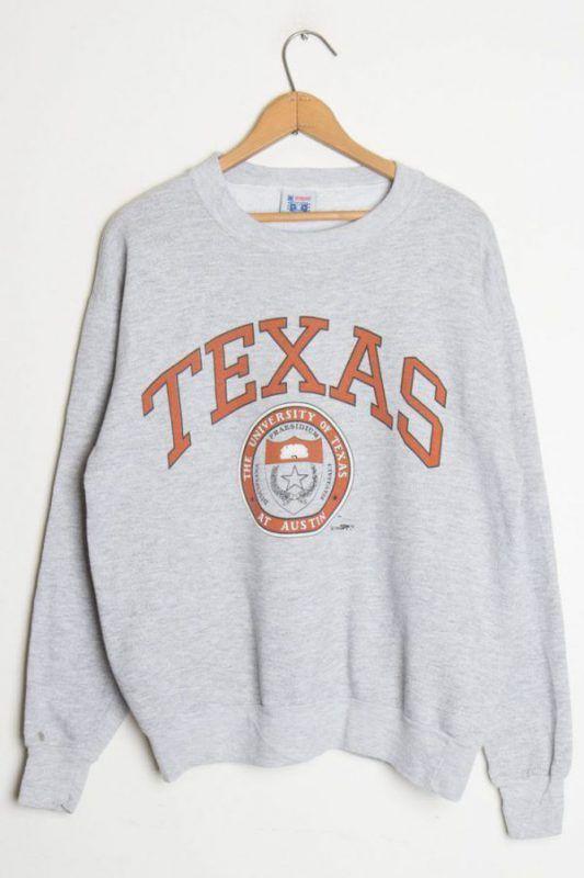 Texas University Swetshirt EL01