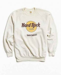 Vintage Hard Rock Cafe San Diego Sweatshirt EC01