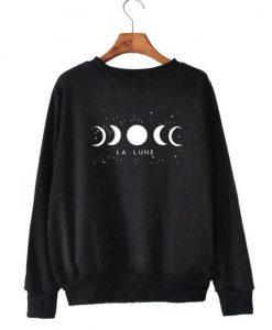 Women Moon Sweatshirt EL01