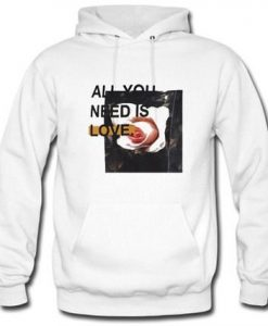 All You Need Is Love Hoodie GT01
