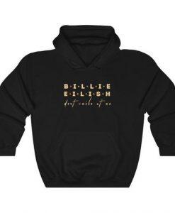 Billie Eilish Hoodie GT01