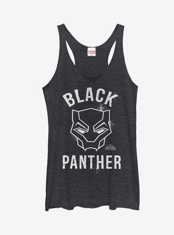 Black Panther 2018 Classic Tank Top FD01