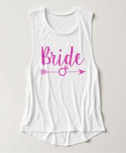 Bride Tank Top EL01