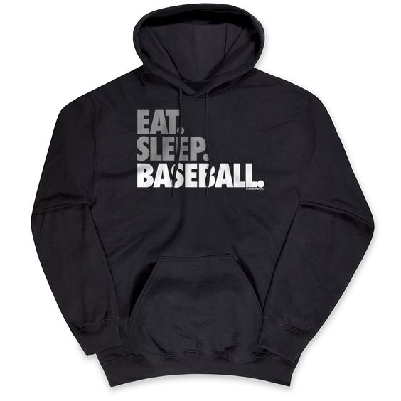 Eat Sleep Baseball Hoodie GT01