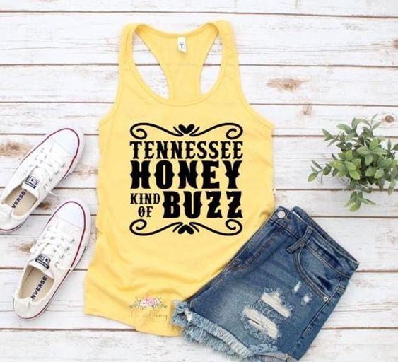 Tennessee Honey Tank Top EL01