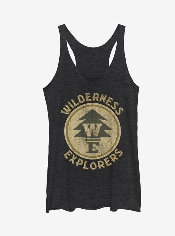 Wilderness Explorer Tank Top FD01