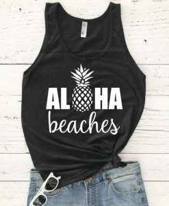 Aloha Beaches Tank Top EM01