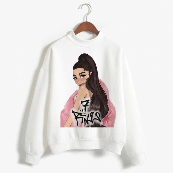 Ariana grande Sweatshirt AZ01