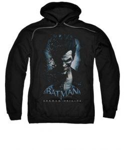 Arkham Origins Hoodie Joker ER01