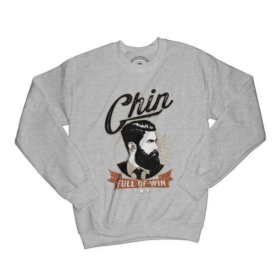 Beard sweatshirt AI01
