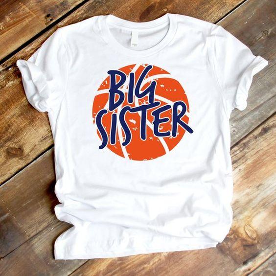 Big Sister T-Shirt EM01
