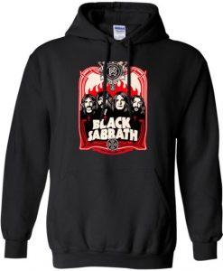 Black Sabbath Concert Hoodie VL01