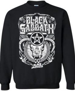 Black Sabbath Concert Sweatshirt VL01