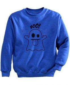 Boo Ghost Sweatshirt AI01