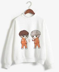 Bts Love Yourself Sweatshirt AZ01