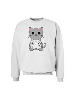 Cat Funny Sweatshirt EL