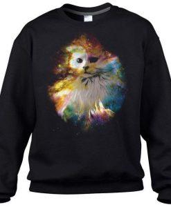 Cat In Space Sweatshirt EL