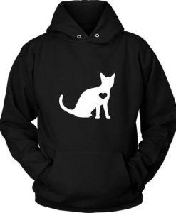 Cat Lover Hoodie EL