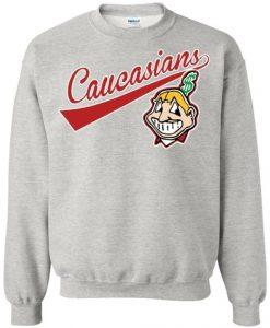 Caucasians Native Pullover Sweatshirt AV01