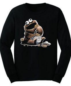Cookie Monster Sweatshirt SR