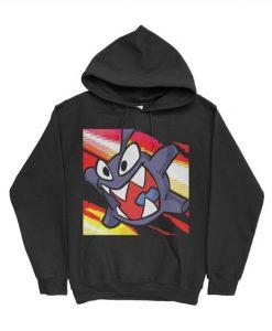 Cool monster hoodie SR