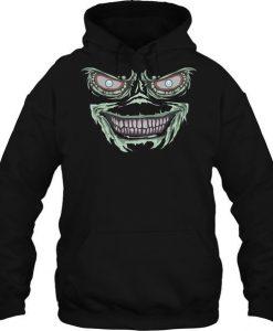 Creepy Lizard Monster Hoodie SR