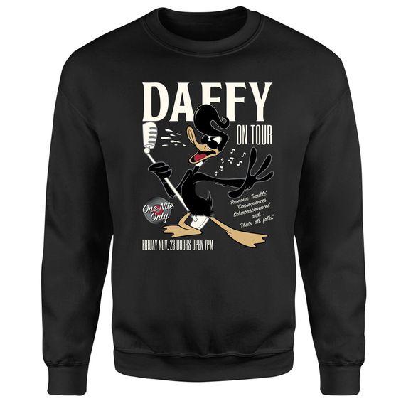 Daffy Concert Sweatshirt VL01