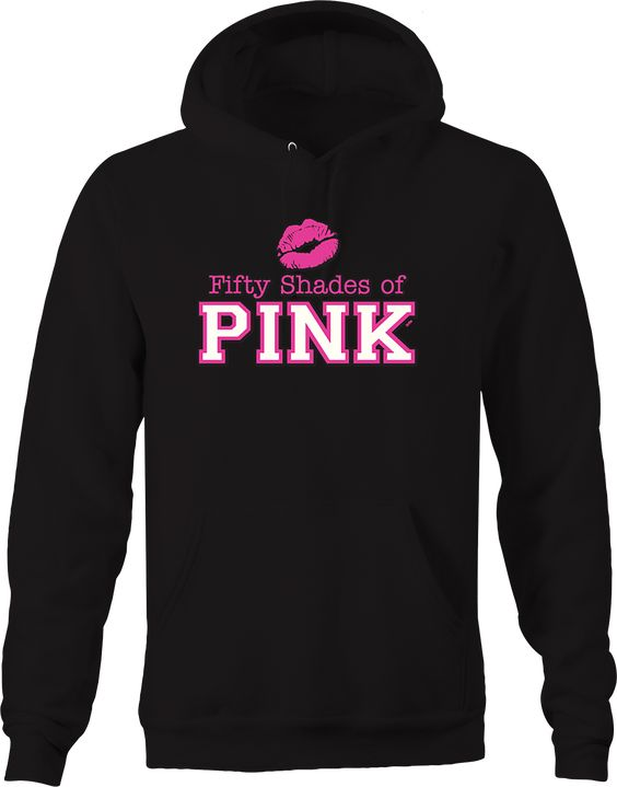 Fifty Shades of Pink Sexy Hoodie AV01