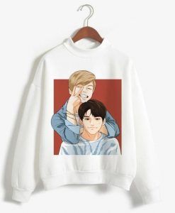 STRAY KID CHIBI Sweatshirt AZ01