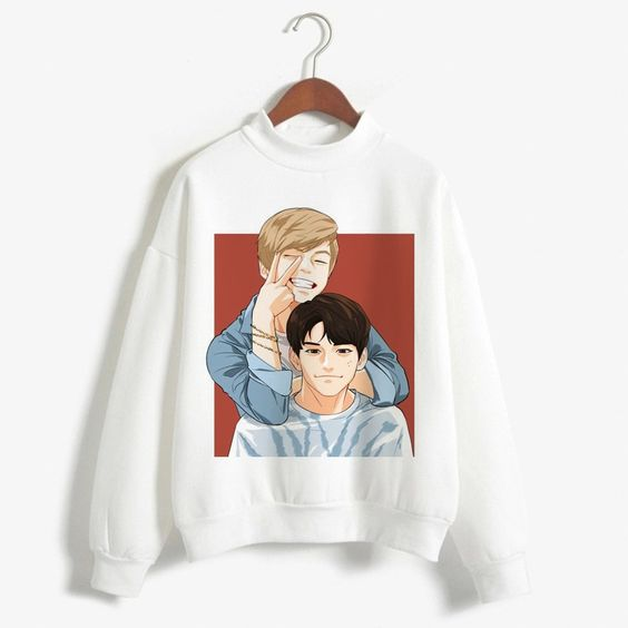 STRAY KID CHIBI Sweatshirt AZ01