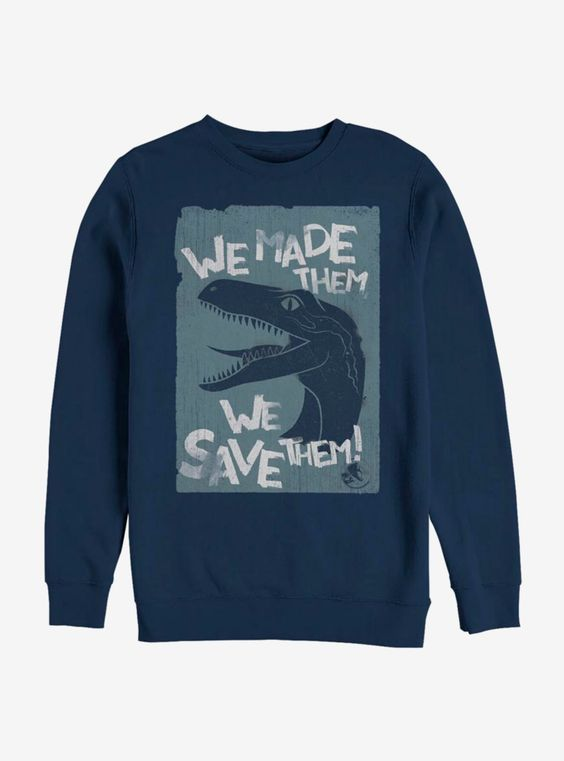 Save dino Sweatshirt FD