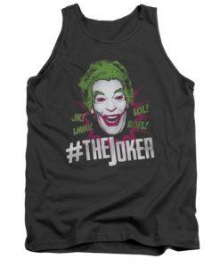 The joker shirt tank top ER01
