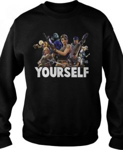 Yourself Sweatshirt EM01