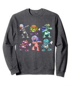 Zombie Monsters Sweatshirt SR