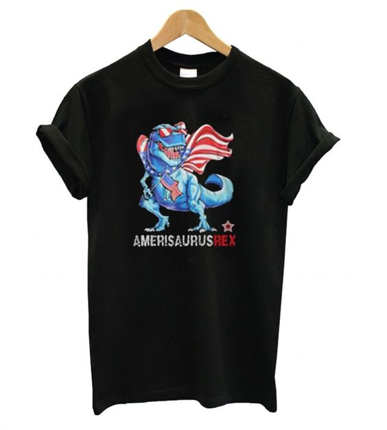 Ameri Saurus Rex Tshirt EL7N